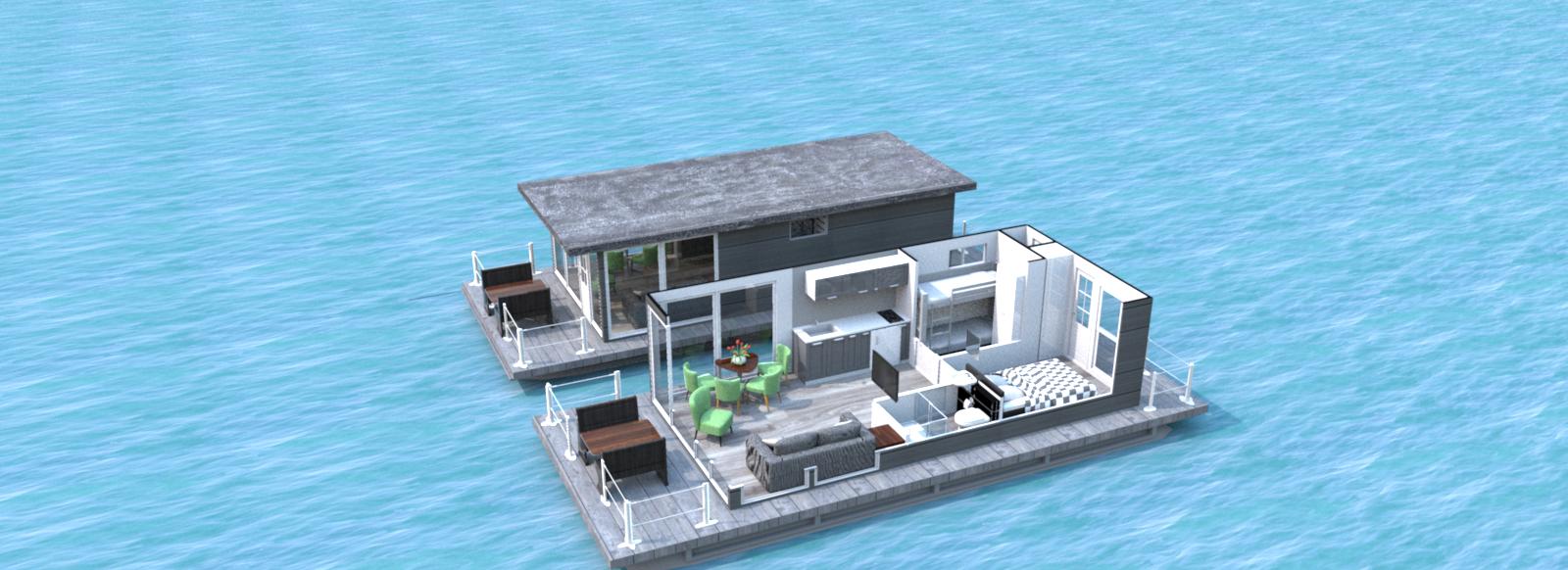 Huren Houseboat